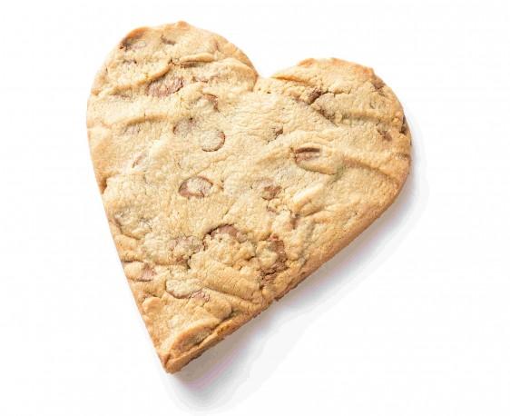 """Assortiment de 8 cookies """"Cœur"""""""