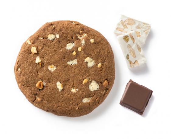 Nougat de Montélimar, chocolat
